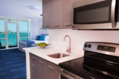 Deluxe Room - Kitchen